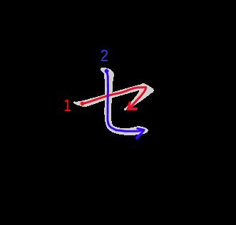 """Katakana """"Se"""""""