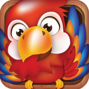 Bravolol logo parrot