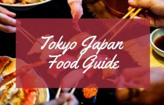 Tokyo Japan Food Guide   FAIR Study in Japan