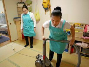housekeepers