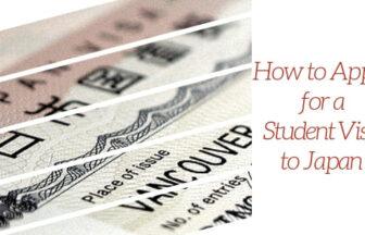 Japan Student Visa | FAIR Study in Japan