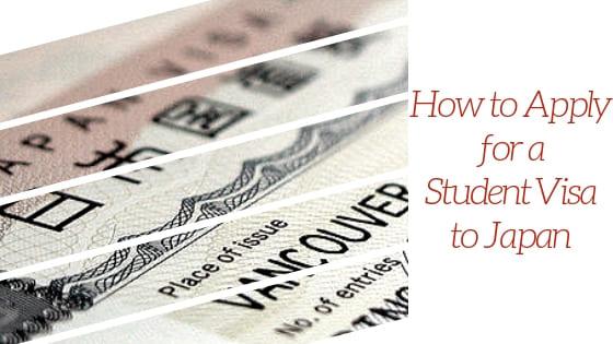 Japan Student Visa   FAIR Study in Japan