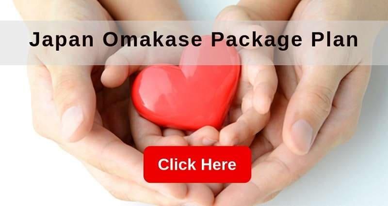 Japan Omakase Package Plan | FAIR Study in Japan