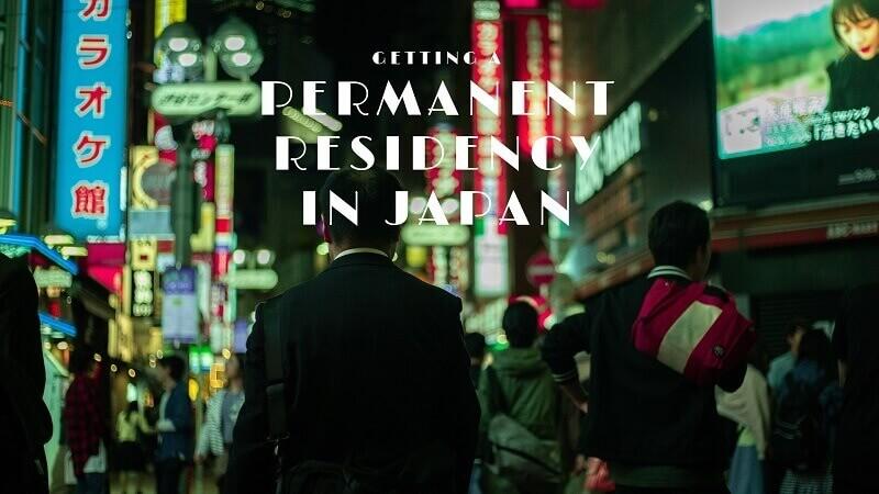 Permanent Residency in Japan   FAIR Study in Japan
