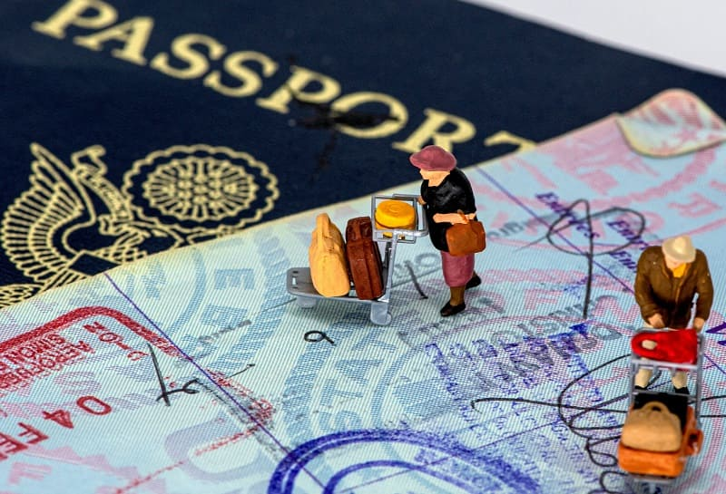 Qualified for Permanent Residency in Japan (Passport)   FAIR Study in Japan