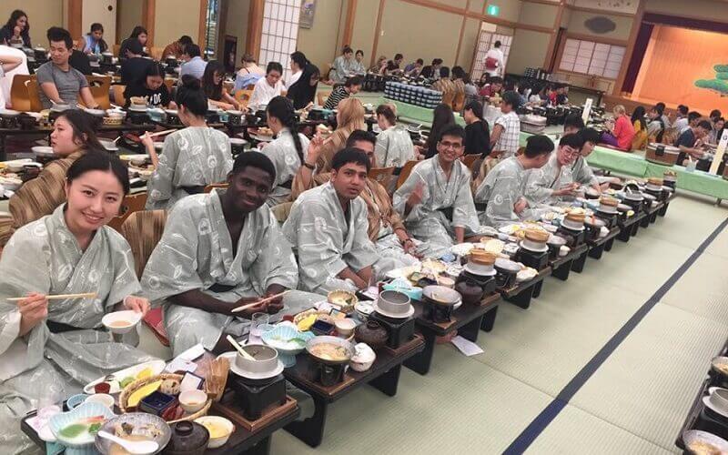Yu Language Academy   FAIR Study in Japan