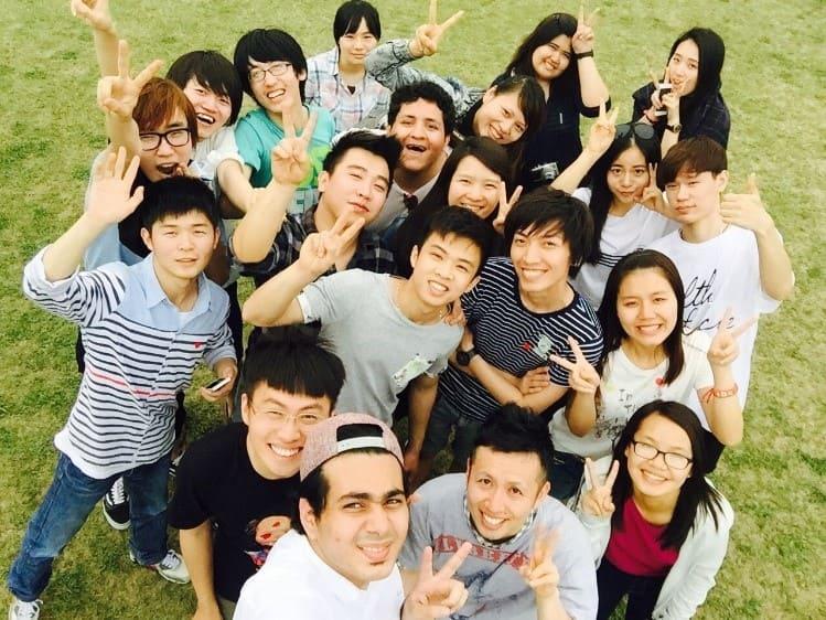 Sendagaya Japanese Language School (Students) | FAIR Study in Japan
