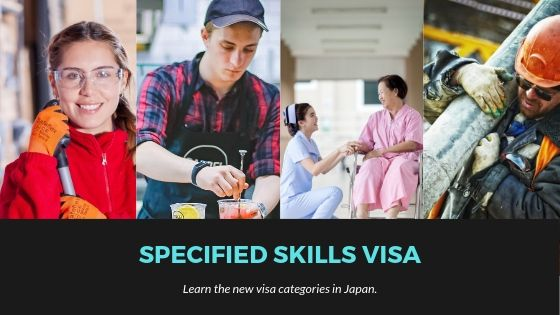 specified skilled worker visa | FAIR Study in Japan